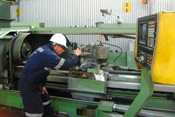 Mantenimiento Preventivo para Maquinas CNC